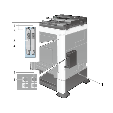 Exit Gear //1 22T for PF-704 PF-705 Details about  /Konica Minolta A03U889900 Reverse