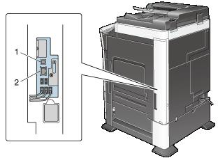 Konica Minolta Bizhub C654e Printer RTM Twain Driver PC