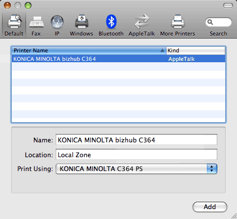 To Check The Printer Name Select Utility