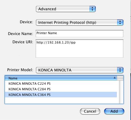 scanner driver for konica minolta bizhub 211/163